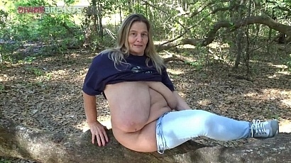 Sarahs Saggy Outdoor Swinging