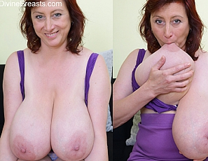 mature amateurs divine breasts tits