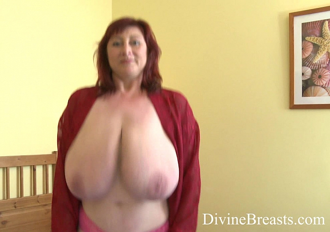 Divine breasts janet