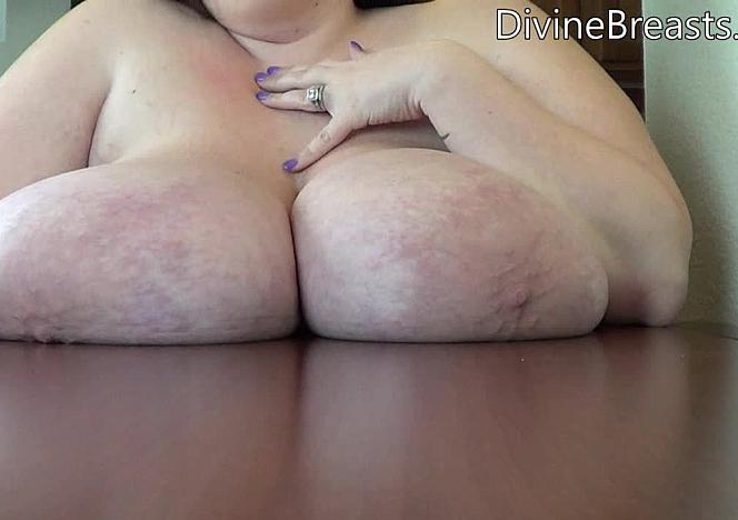 Mara Serves You Her Big Breasts