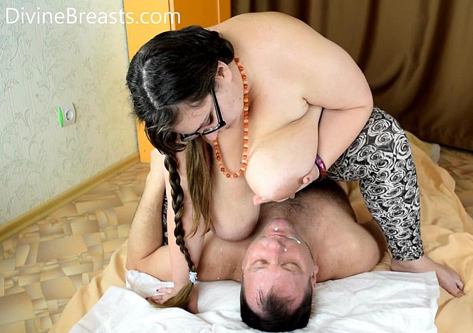 Nina Busty Breast Feeding Dreams