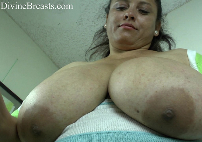 Rose Swollen Big Boobs Latina