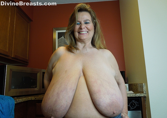More huge breasted milfs