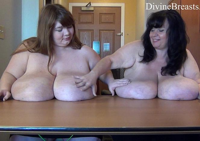 Suzie Lexxxi Massive Tits in Motion