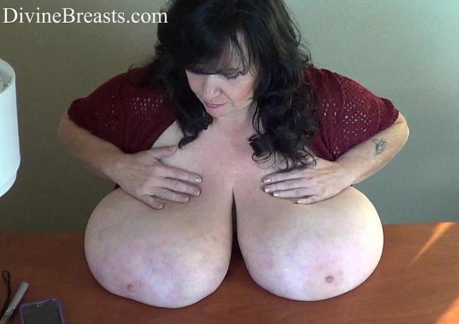 Suzie Breasts Bigger than 44K