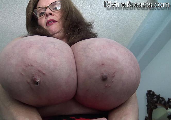 Janet swollen heavy tits
