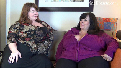 Suzie and Lexxxi Bound Boobs
