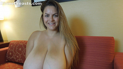 Alaura Grey Big Boobs Invitation