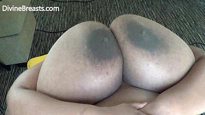 Cotton Candi Rolling Thunder Breasts