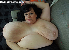 Suzie 44K Giant Soft Breasts