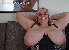 Cami Says Grab My Big Breasts