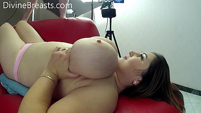 Ivanna Soft Cushy Big Breasts