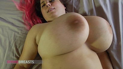 New Model Candy Juicy Big Tits