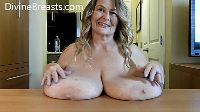 Sarah Super Sized Big Tits