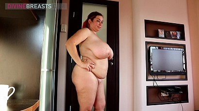 Candy BBW with Sexy Big Tits