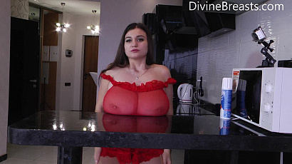 Demmy Blaze Messy Big Tits Play