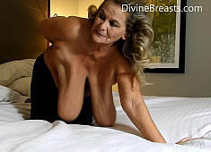 Sarah Swinging Big Boobs Doggy Style
