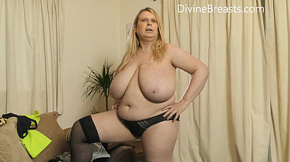 Samantha Sanders Big Breasts Blond
