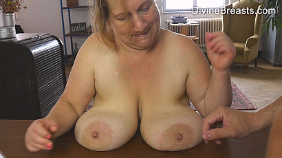 Betsy Loose Jugs on the Table
