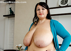 New Big Breasts Model Monica