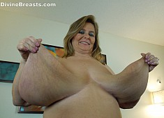 Sarah Delicious Giant Breasts