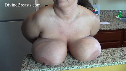 Hayley Big Heavy Breasts