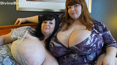 Suzie and Lexxxi Huge Boobs Dream