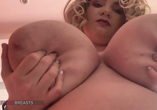 Kitty Smothers You with Big Tits