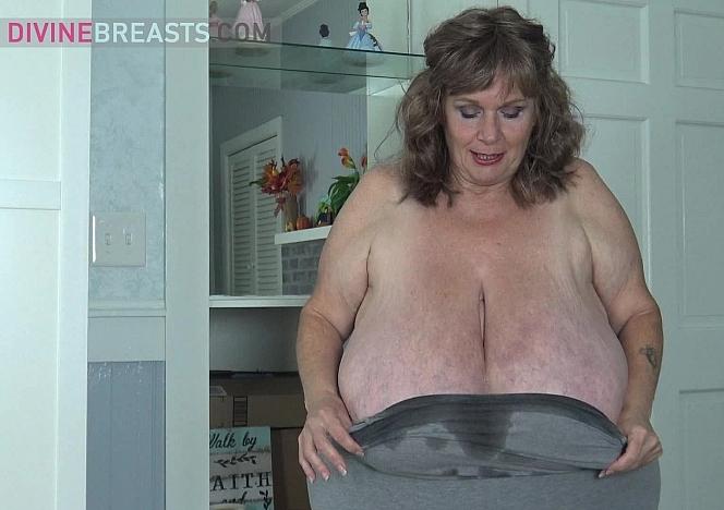 Suzie is Your Big Tis Maid